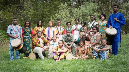 Farafina Kan African Drummers